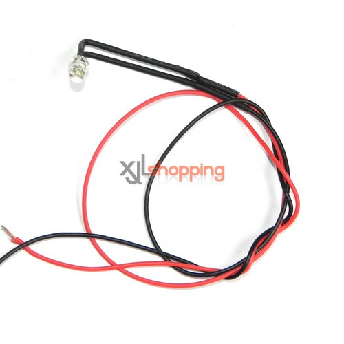 L6016 tail LED light LS lishitoys L6016 helicopter spare parts