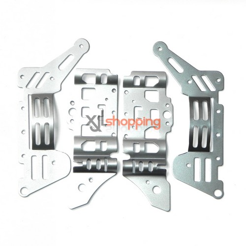 L6021 metal frame LS lishitoys L6021 helicopter spare parts