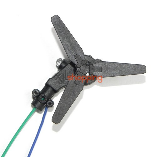L6021 tail LED light + tail blade + tail blade fixed set LS lishitoys L6021 helicopter spare parts