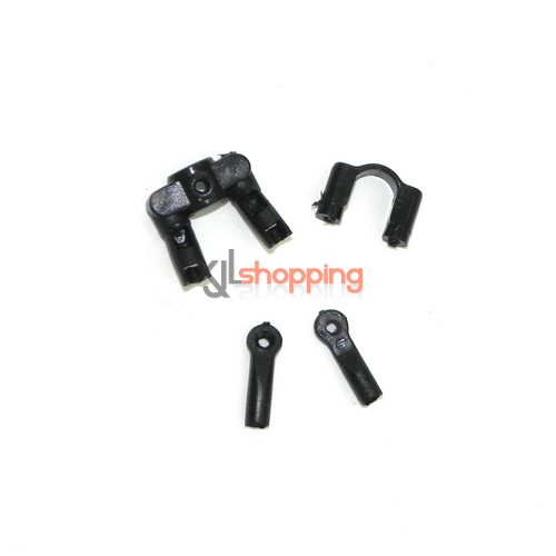 L6029 fixed set of support bar and decorative set LS lishitoys L6029 helicopter spare parts