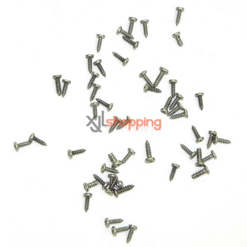 L6029 screws pack LS lishitoys L6029 helicopter spare parts