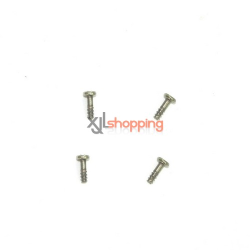 L6029 fixed screws for the main blades LS lishitoys L6029 helicopter spare parts
