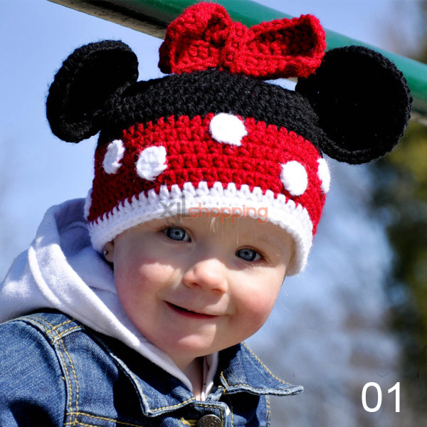 Hand-knitted hat Baby Children Essential travel