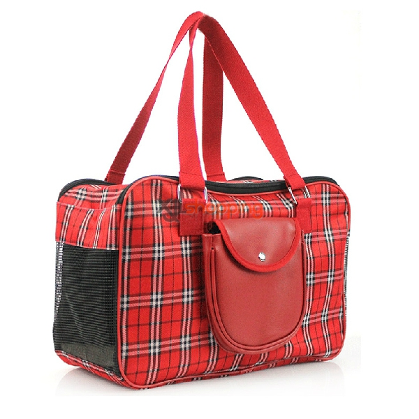 plaid pet out portable package