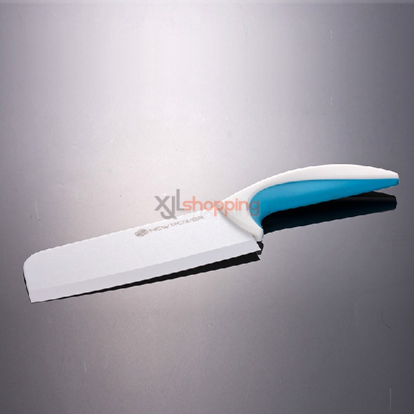 6-inch PARINGS Fruits Antibacterial knife newpower Nano-pure zirconium knife [3 color]