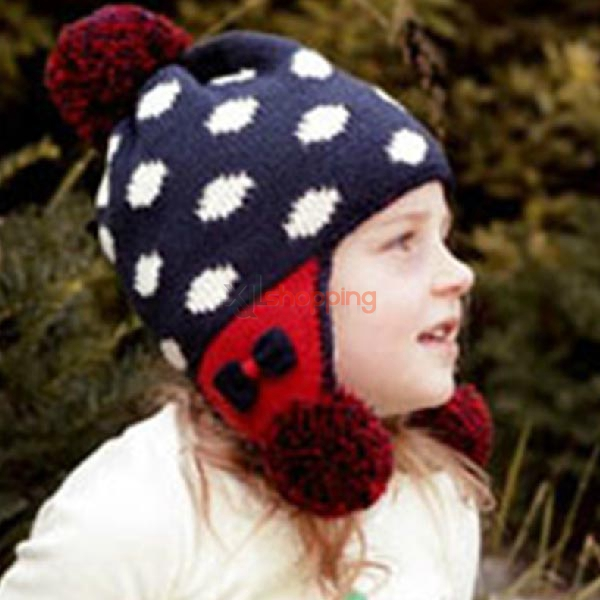 Apple ear cap Autumn and winter ear cap