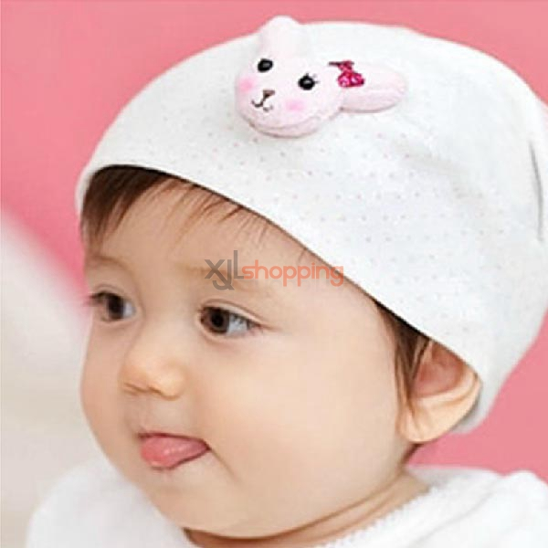 plush rabbit warm hat child hedging