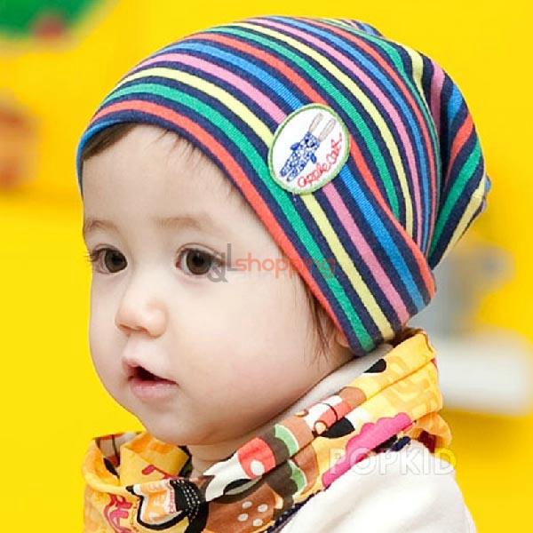 8090c5f3db8 Stripe hedging hat for Children  children-hats-33  -  4.99 ...