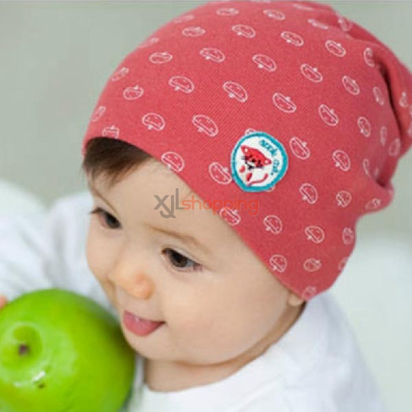Small apple warm hedging hat