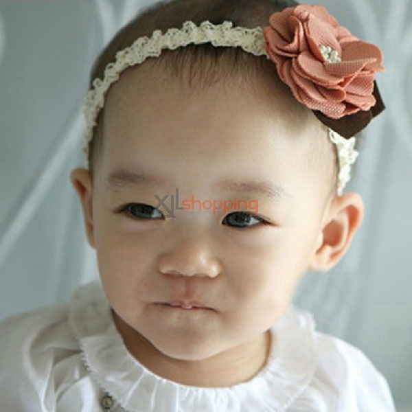Children beautifully flowers headband