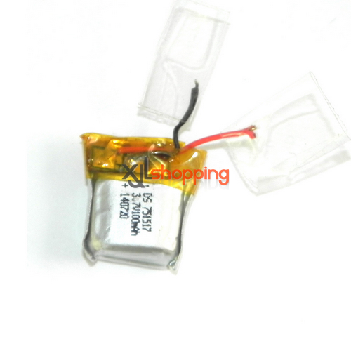 CX-10 battery 3.7V 100mAh CX-10 quadcopter spare parts