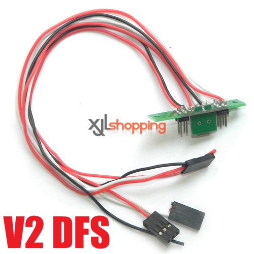 V2 DFS CX-20 wire plug line set CX-20 quadcopter spare parts