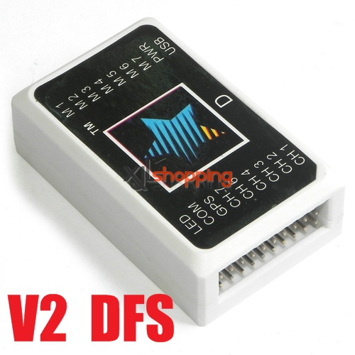 V2 DFS CX-20 Flybarless and GPS stabilization flight control system CX-20 quadcopter spare parts