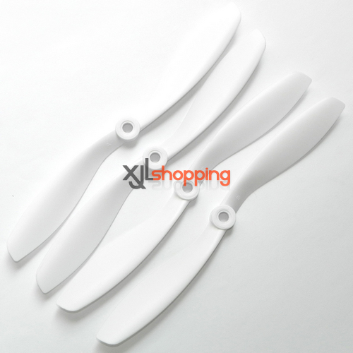 [White color] CX-20 main blades propeller prop set CX-20 quadcopter spare parts