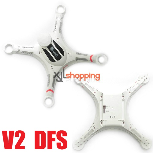 V2 DFS CX-20 body shell cover set CX-20 quadcopter spare parts