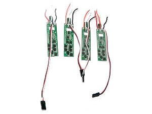 CX-20 ESC board set control system CX-20 quadcopter spare parts
