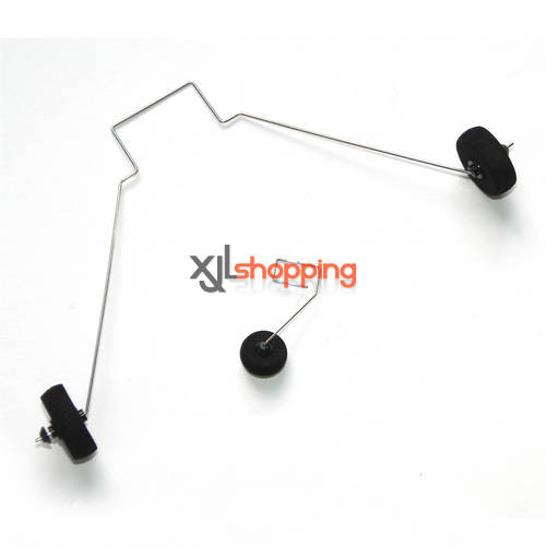 F939 landing skid WL Wltoys F939 spare parts