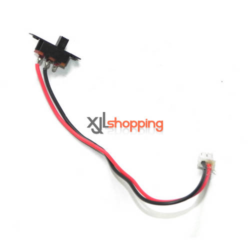 FX059 on/off switch wire FEIXUAN Fei Lun FX059 helicopter spare parts