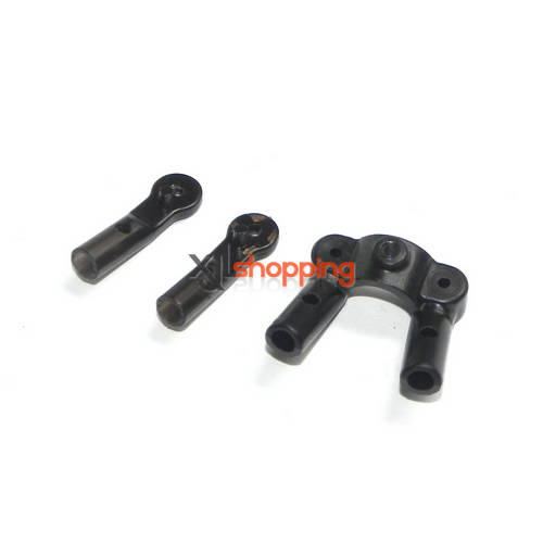 FX059 fixed set of support bar and decorative set FEIXUAN Fei Lun FX059 helicopter spare parts