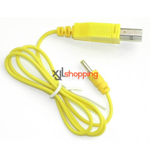 SH6043 USB charger wire SH 6043 helicopter spare parts