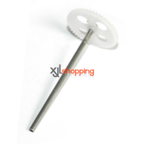 SH6045 upper main gear + hollow pipe SH 6045 helicopter spare parts