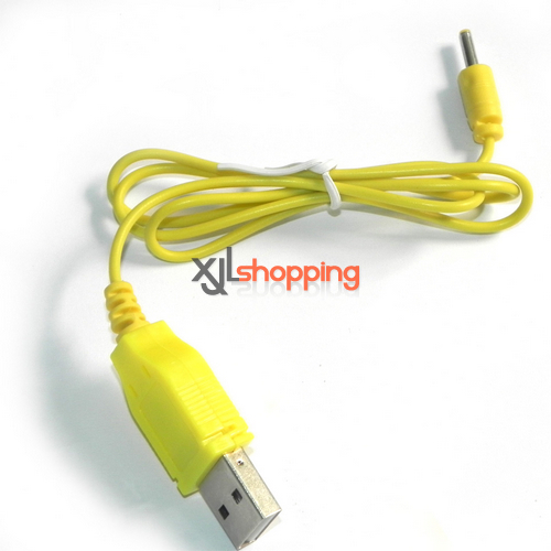 SH6045 USB charger wire SH 6045 helicopter spare parts