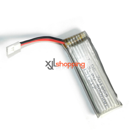 SH6045 battery 3.7V 500mAh 9128 plug SH 6045 helicopter spare parts