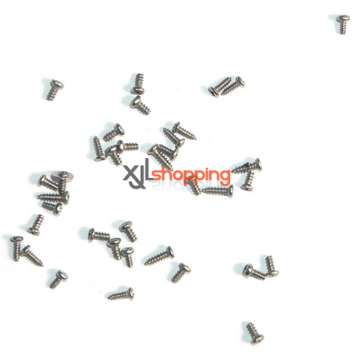 SH6045 screws pack SH 6045 helicopter spare parts