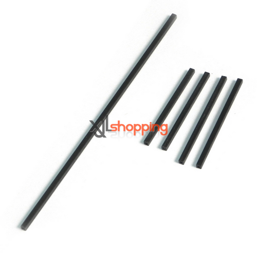 SH6045 support bar set SH 6045 helicopter spare parts