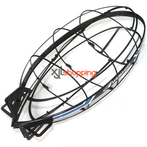 SH6045 upper frame SH 6045 helicopter spare parts