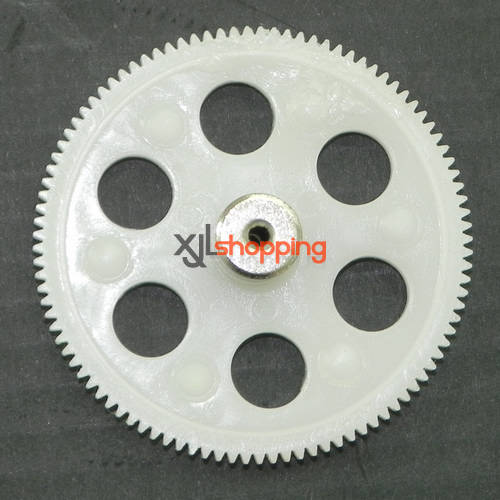 T41C T641C lower main gear MJX T41C T641C helicopter spare parts