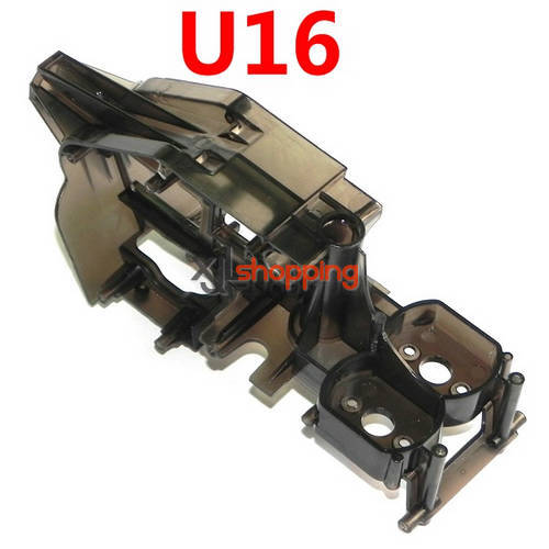 U16 main frame UDI U16 helicopter spare parts