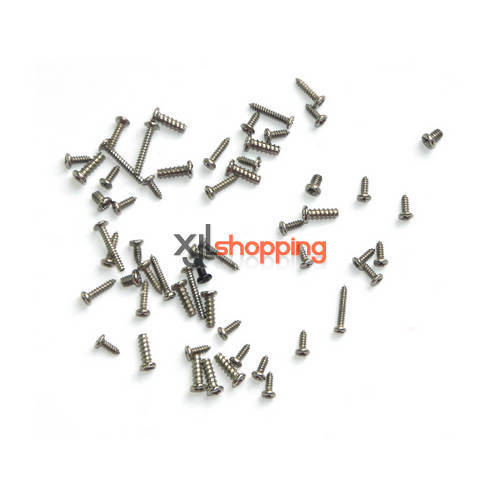 U16 U16W screws pack UDI U16 U16W helicopter spare parts