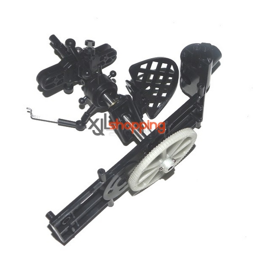 V912 inner body set WL Wltoys V912 helicopter spare parts