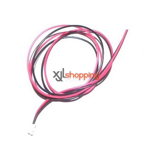 V912 tail motor wire WL Wltoys V912 helicopter spare parts