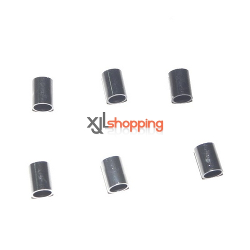 V912 small aluminum fixed pipe set WL Wltoys V912 helicopter spare parts