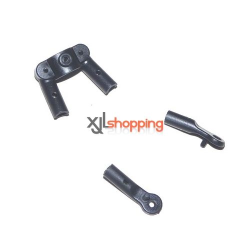 V912 fixed set of support bar and decorative set WL Wltoys V912 helicopter spare parts