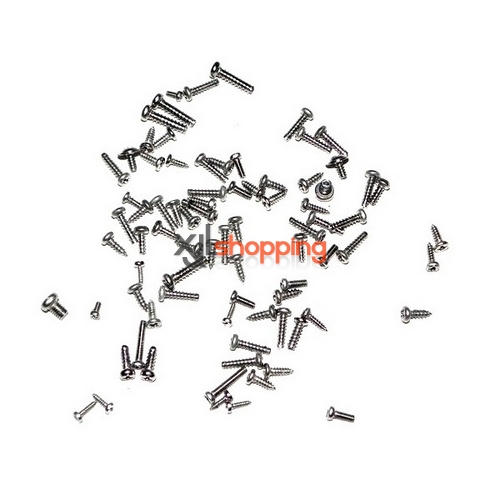 V913 screws pack WL Wltoys V913 helicopter spare parts