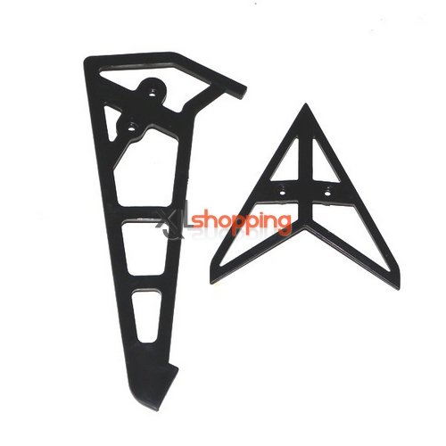 V913 tail decorative set WL Wltoys V913 helicopter spare parts