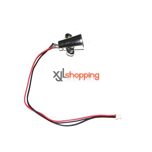 V913 LED light in the head cover WL Wltoys V913 helicopter spare parts
