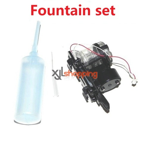 V913 fountain set WL Wltoys V913 helicopter spare parts
