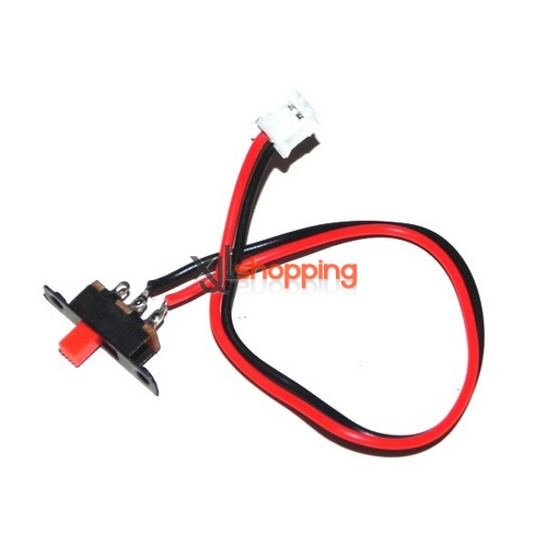 V913 on/off switch wire WL Wltoys V913 helicopter spare parts