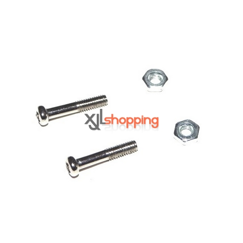V913 fixed screws for the main blades WL Wltoys V913 helicopter spare parts