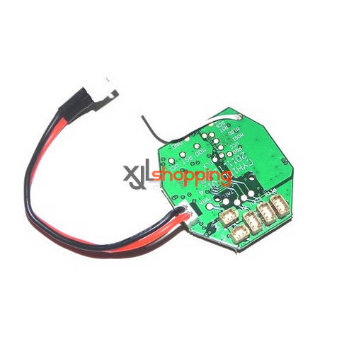 V922 pcb board WL Wltoys V922 helicopter spare parts