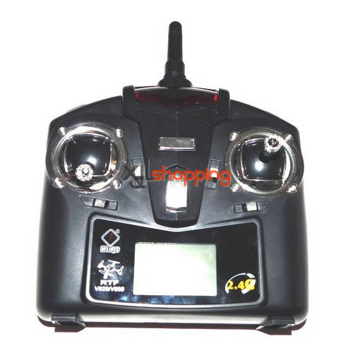 V939 transmitter WL Wltoys V939 quad copter spare parts