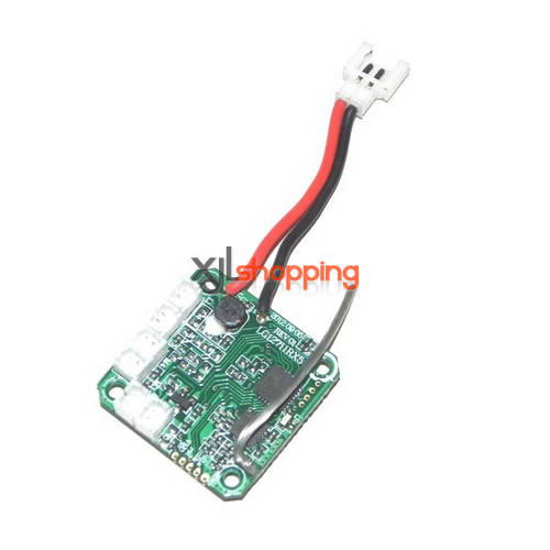 V939 pcb board WL Wltoys V939 quad copter spare parts