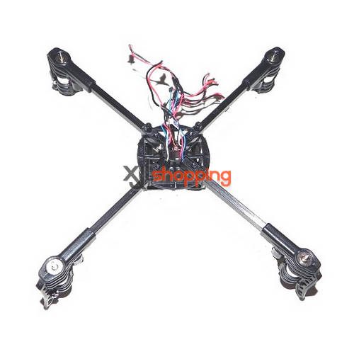 V939 side bar set frame set WL Wltoys V939 quad copter spare parts