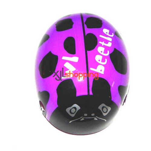 Purple V939 head cover WL Wltoys V939 quad copter spare parts