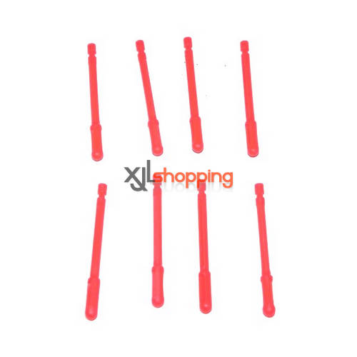 8 PCS V959 V969 V979 V989 V999 Bullets WL Wltoys quad copter spare parts