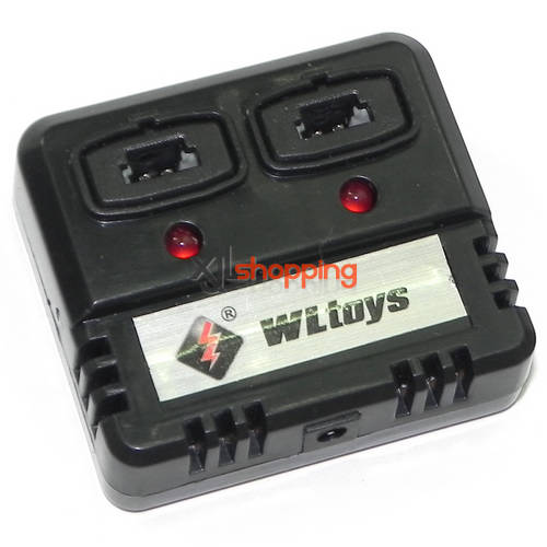 V977 balance charger box WL Wltoys V977 helicopter spare parts
